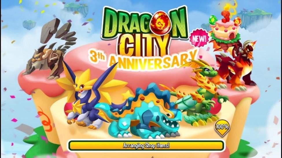Dragon City Apk Hileli