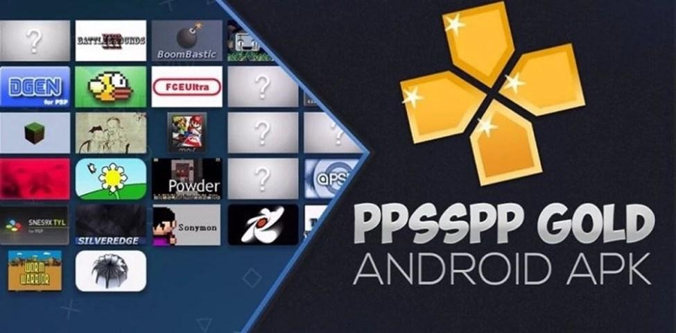 PPSSPP Gold Apk Son Sürüm İndir 2021