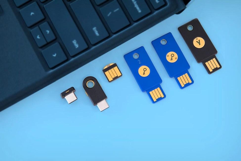 Yubico U2F Security Key