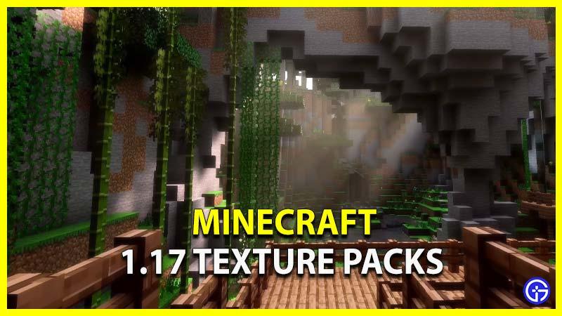 Minecraft Texture Pack 1.17 (Güncel Paketler) 2021