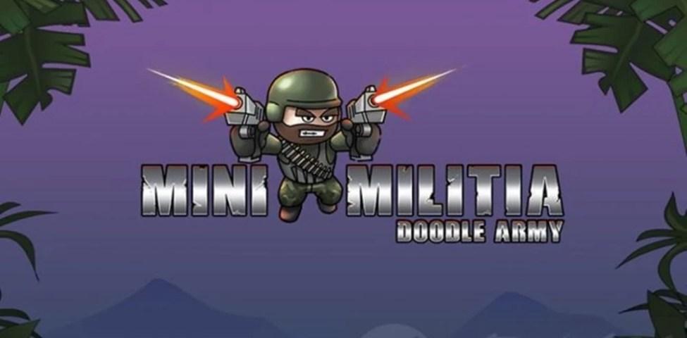 Doodle Army 2 Mini Militia Apk (Son Sürüm) İndir 2021