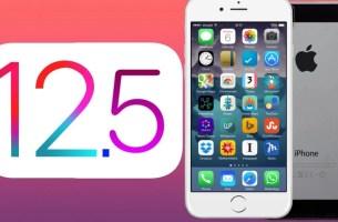 iOS 12.5.5 Özellikleri
