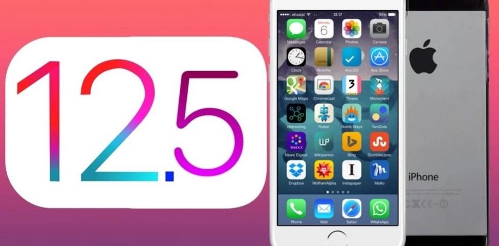 iOS 12.5.5 Özellikleri Nelerdir ? (Bilmeniz Gerekenler)