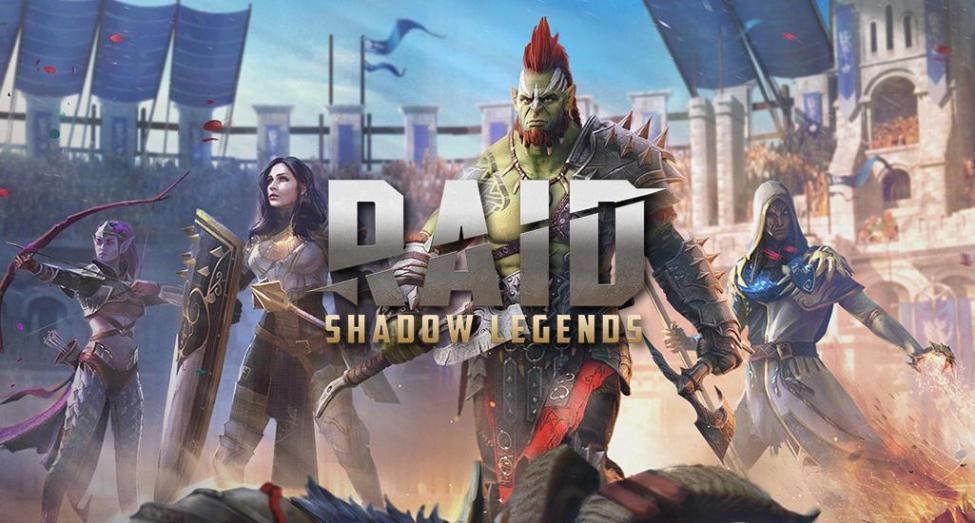 Raid Shadow Legends Promosyon Kodları