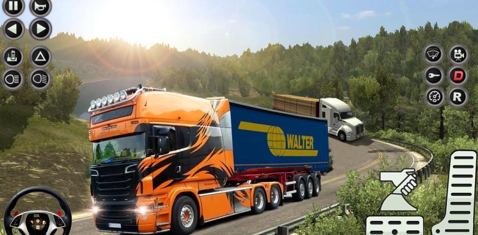 Truck Simulator Ultimate 2021 Apk (Güncel Sürüm)
