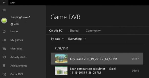 Gambar Berikut adalah cara mudah merekam video desktop menggunakan aplikasi bawaan Windows 10. Tanpa harus menginstal Aplikasi perekam desktop, tools bawaan Windows 10 bisa digunakan untuk mereka layar lebar dengan aplikasi Xbox Game Bar