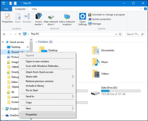 Cara mudah mempercepat membuka folder Downloads, Cara ini untuk sistem operasi Windows 7, 8 dan Windows 10. Menghentikan proses  thumbnail pada Windows yang menyebabkan lambat pada folder downloads. Ini dapat dengan cepat  membuka folder downloads