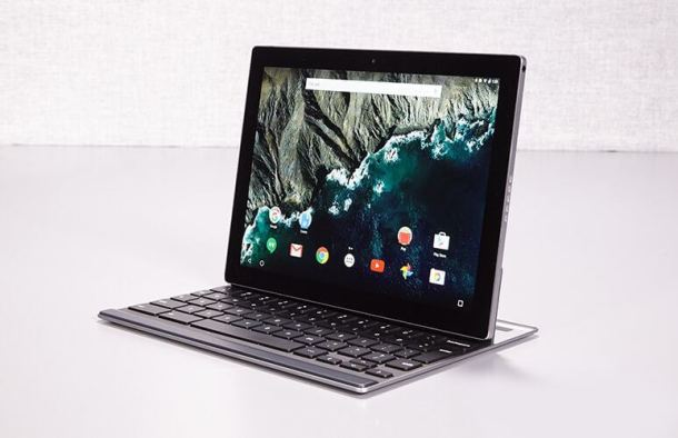 Ulasan lengkap tablet Google Pixel C dengan prosesor Nvidia Tegra X1 dan spesifikasi, desain, display, keyboard, performance, audio, aplikasi, daya tahan baterai, kamera, konfirgurasi, serta penjelasan keunggulan dan kekurangan