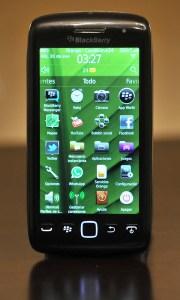 Análisis BlackBerry Torch 9860