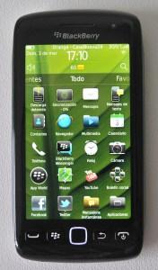 BlackBerry Torch 9860 - 8