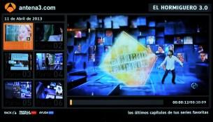 App Antena 3 en Philips Smart TV