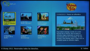 Philips Smart TV Disney Channel