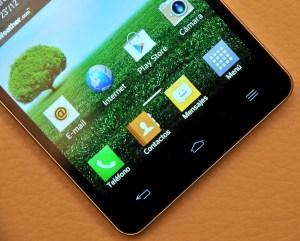 LG Optimus G - Botones