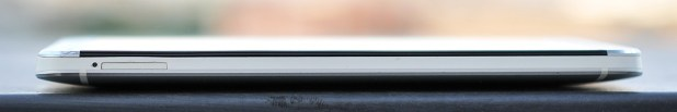 HTC One - izquierda