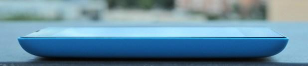 Nokia Lumia 520 izquierda