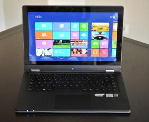 Lenovo IdeaPad Yoga 13 - modo portatil