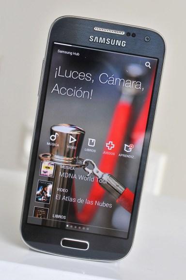Samsung Galaxy S4 Mini - Hub