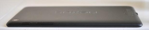 Google Nexus 7 (2013) - derecha