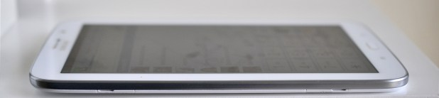 Samsung Galaxy Note 8 - izquierda