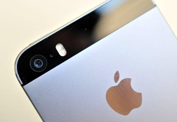 iPhone 5s - camara