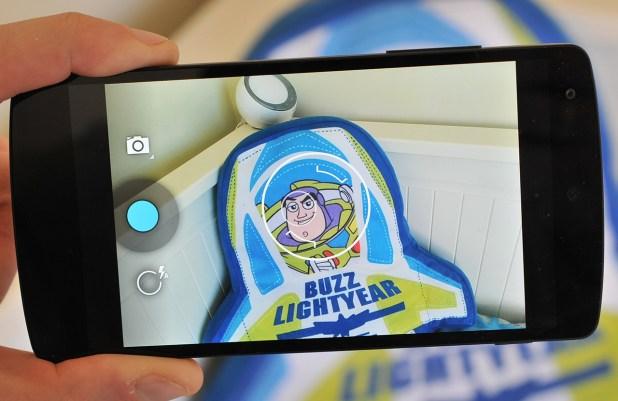 Google Nexus 5 - camara 2