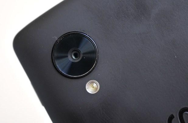 Google Nexus 5 - camara