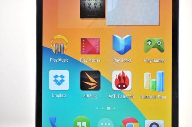 Google Nexus 5 - pantalla