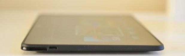 Kindle Fire HDX 7 - Izquierda