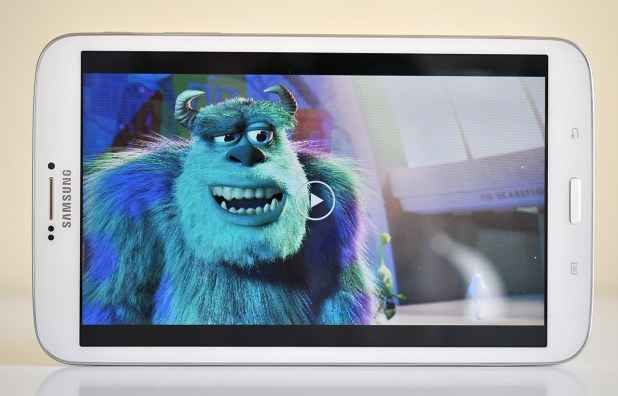 Samsung Galaxy Tab 3 8.0 - pelicula