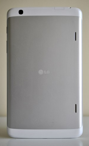 LG GPad 8.3 - Atras