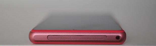 Sony Xperia Z1 Compact - Abajo