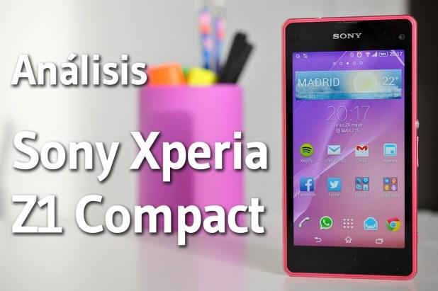 Sony Xperia Z1 Sony Xperia Z1 Compact - Análisis