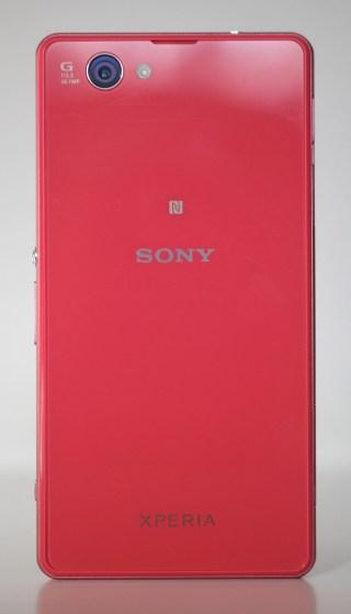 Sony Xperia Z1 Compact - Atras