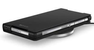 Carga inalámbrica Sony Xperia Z2