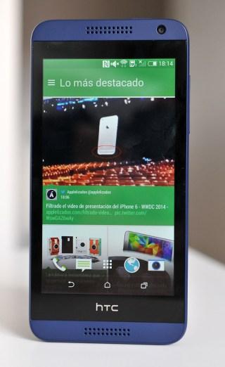 HTC Desire 610 BoinkFeed