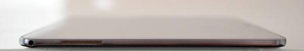 Samsung Galaxy NotePRO - Izquierda