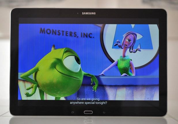 Samsung Galaxy NotePRO - Pelicula