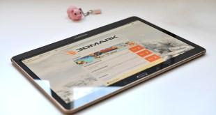 Samsung Galaxy Tab S - 3DMark