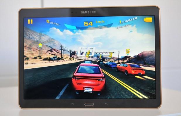 Samsung Galaxy Tab S - Asphalt