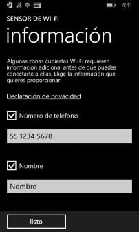 Sensor de WiFi