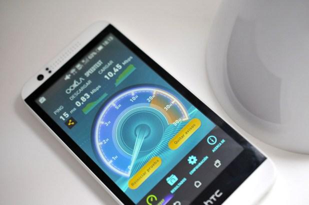 HTC Desire 510 - Benchmark