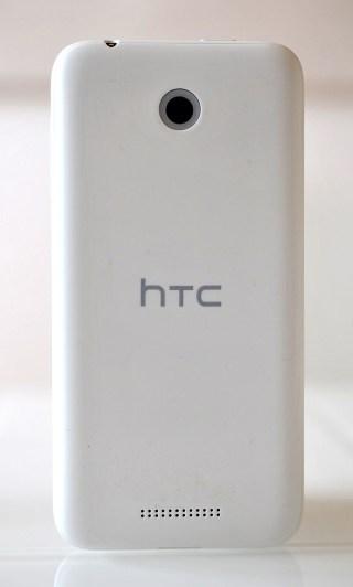HTC Desire 510 - Detras