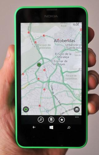 Nokia Lumia 630 - gps
