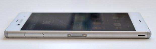 Sony Xperia Z3 - Izquierda