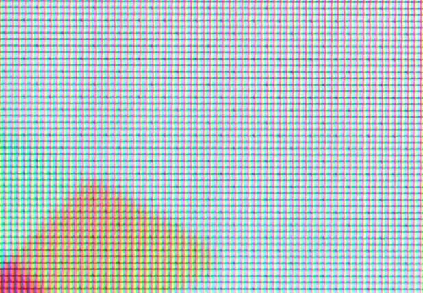 Sony Xperia Z3 - Matriz RGB