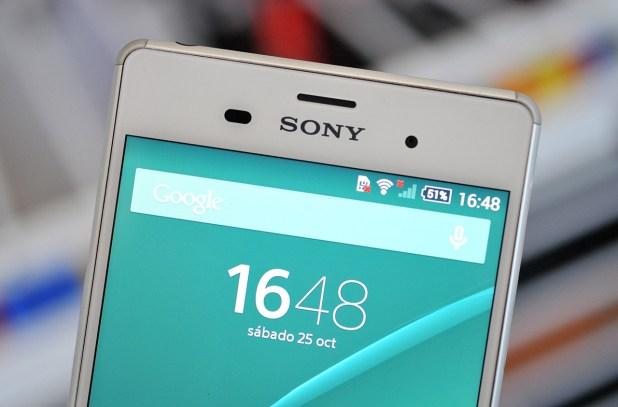 Sony Xperia Z3 - Pantalla