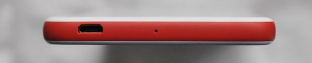 HTC Desire Eye - abajo