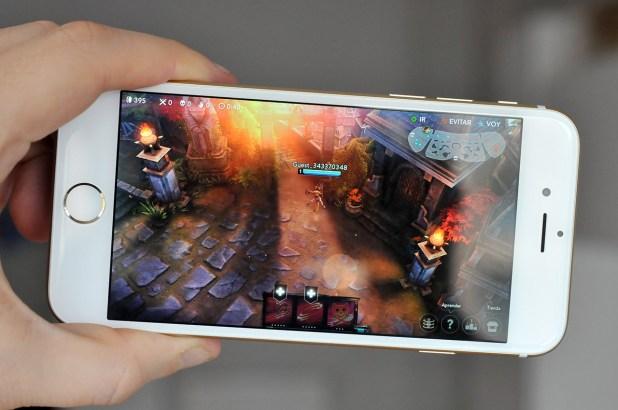 iPhone 6 - juego