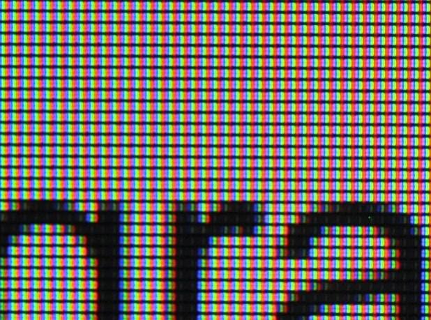 Matriz RGB de la pantalla del iPad Air 2