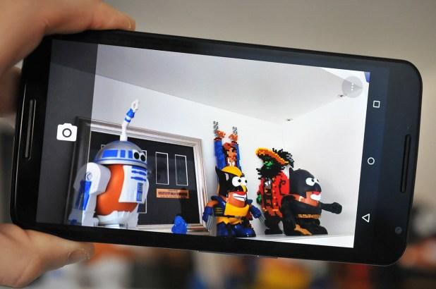 Google Nexus 6 - 9